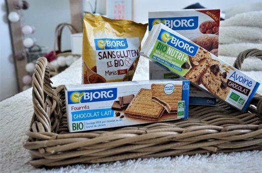 Zoom sur les produits Bjorg : Bio, sans gluten