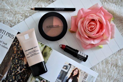Bluffée par les produits maquillage La Roche Posay