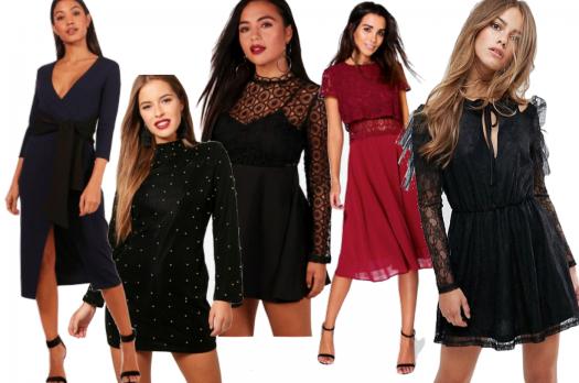 SÉLECTION SHOPPING : 150 robes pour les fêtes
