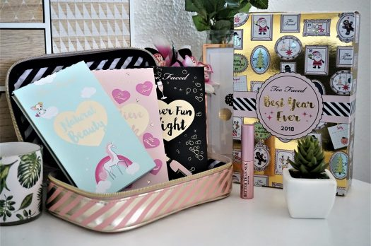 Coffret Best Year Ever 2018 Too Faced : Une belle réussite !
