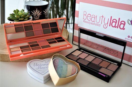 Beautylala : Coups de coeur pour les produits I Heart Makeup