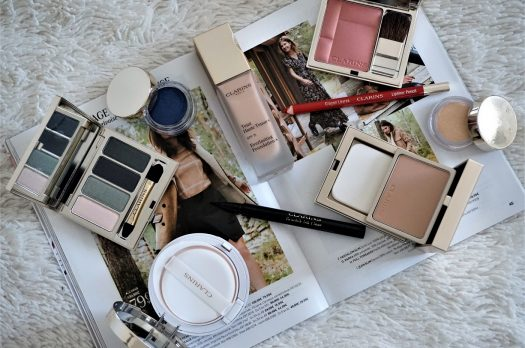 Graphik : La collection Automne 2017 Clarins