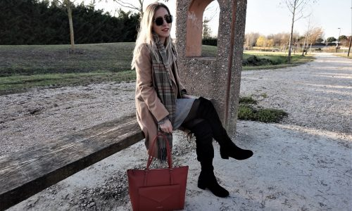 LOOK n°122 : Cuissardes & sac cabas Lancaster