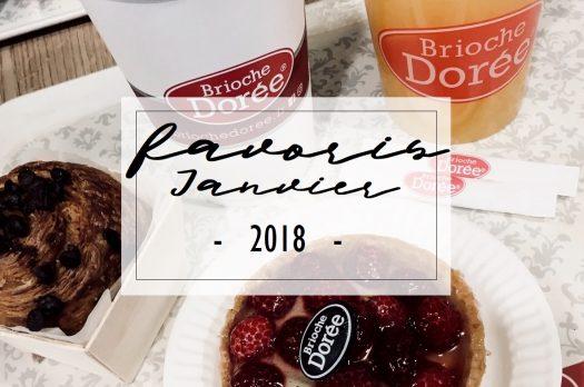 MES FAVORIS JANVIER 2018