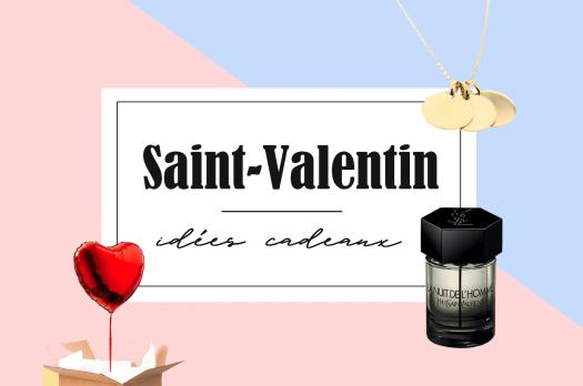 Idées cadeaux Saint-Valentin 2018, à offrir ou se faire offrir