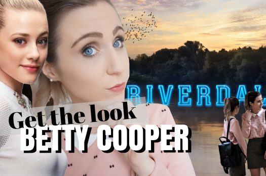 Get The Look : Je me transforme en Betty Cooper | Riverdale Netflix