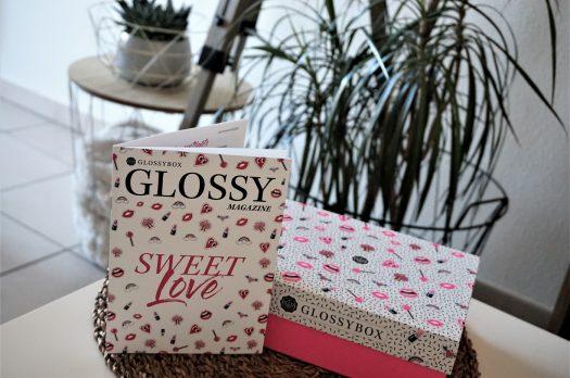 GLOSSYBOX Février 2018 : Sweet Love