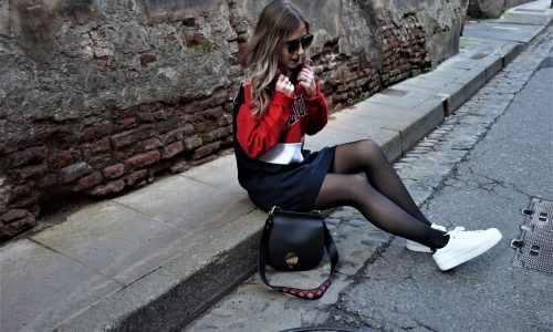 LOOK n°132 : Tendance sportwear & color block