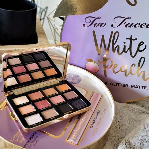 Palette White Peach Too Faced