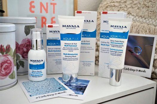 Aqua Plus Mavala : Soins visage pour les peaux déshydratées