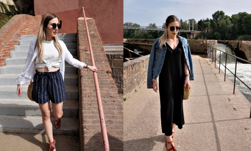 LOOK n° 142 : Lin & superposition avec Uniqlo