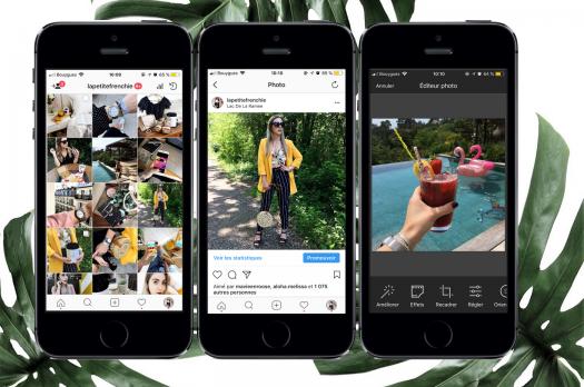 Instagram : 8 applications pour de jolies photos et instastories