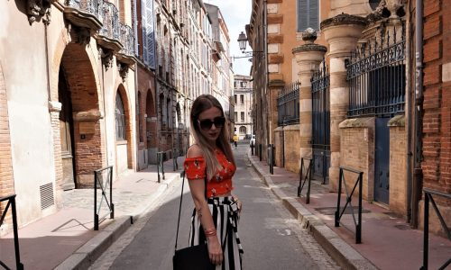 LOOK n°144 : Jupe-culotte & sac à franges
