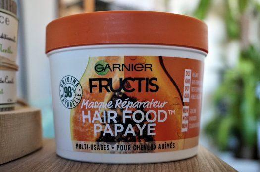 Masque Hair Food Fructis Garnier : Un succès non mérité ?
