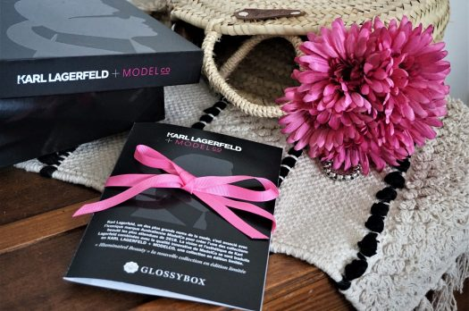 GLOSSYBOX KARL LAGERFELD + MODELCO ÉDITION LIMITÉE