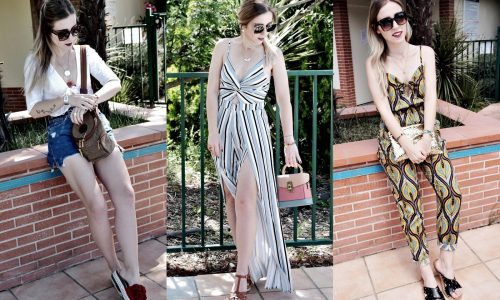 LOOKBOOK : 3 looks de festival